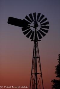 Palmyra Windmill