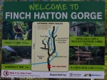 Finch Hatton Sign