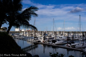 Marina - Mackay Harbour