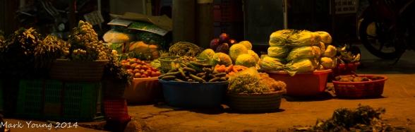 Chọ Phú Lám - Phu Lam markets in Binh Tan, Saigon, Vietnam